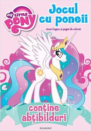 My Little Pony Jocul Cu Ponei Jocuri Logice Si Pagini De