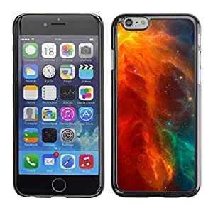 Planetar® ( Fiery Domination Of The Skies ) Apple (5.5 inches!!!) iPhone 6+ Plus / 6S+ Plus Fundas Cover Cubre Hard Case Cover