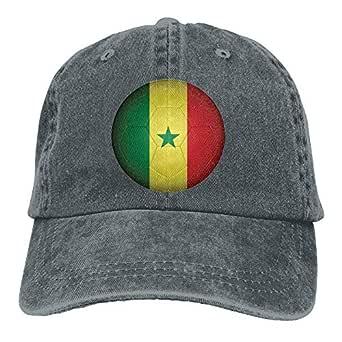 Gorgeous Socks Bandera De Fútbol De Senegal Unisex Ajustable ...