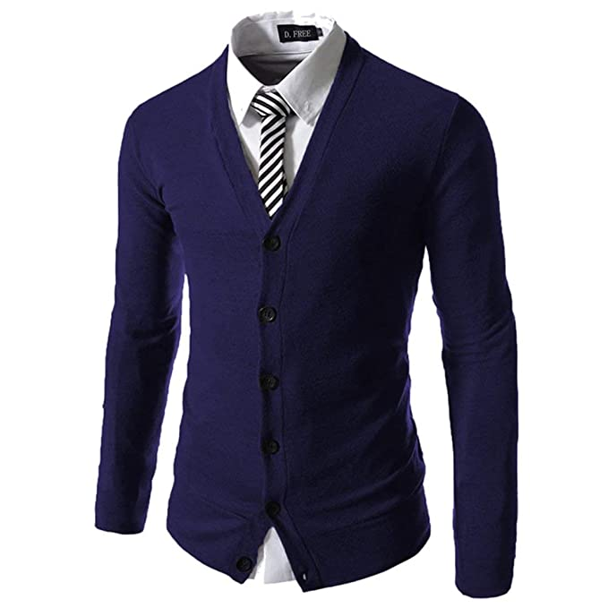 Betrothales Chaqueta Punto Jerseys para Chaqueta Pullover Hombre Sweater Abrigo