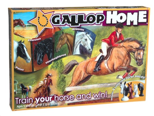 Reveal Entertainment Gallop Home Board Game