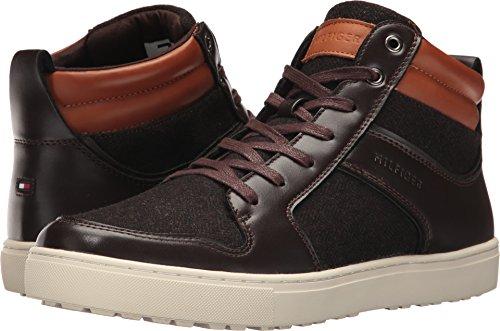 Tommy Hilfiger Men's MARTINE2 Shoe, Brown, 10 Medium - Tommy Brown Hilfiger