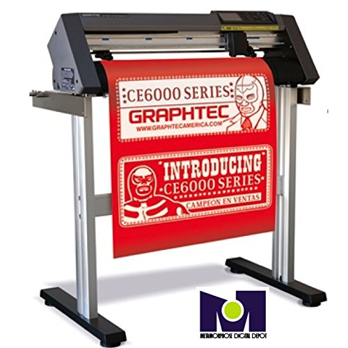 24'' Graphtec CE6000-60 High Performance Vinyl Cutting Plotter by Ving