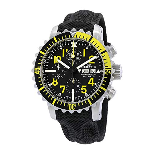 Fortis Marinemaster Chronograph Automatic Mens Watch 671.24.14 LP