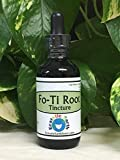 Fo-Ti Root Tincture – He Shou Wu Extract ~ 4 Ounce Bottle ~ Organic Review