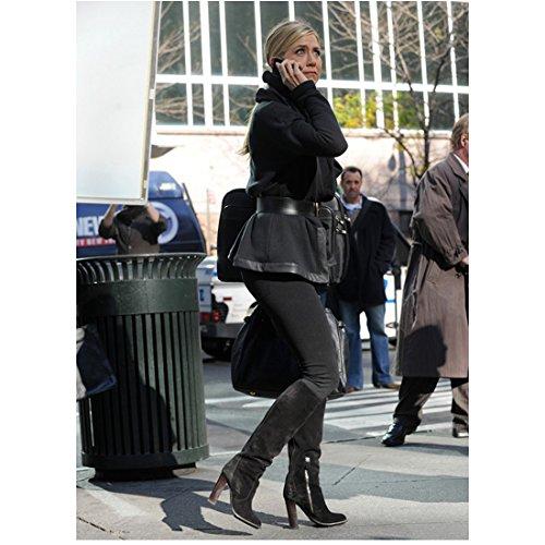 Wanderlust Jennifer Aniston as Linda Gergenblatt in Black on Phone 8 x 10 inch photo