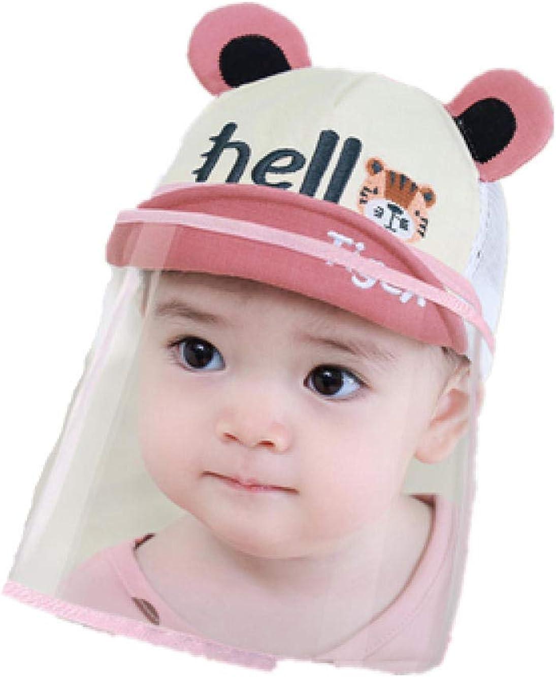 AQ1 Bebé Sombrero Ajustable Sombrero de protección Solar antiespumante de sección Delgada