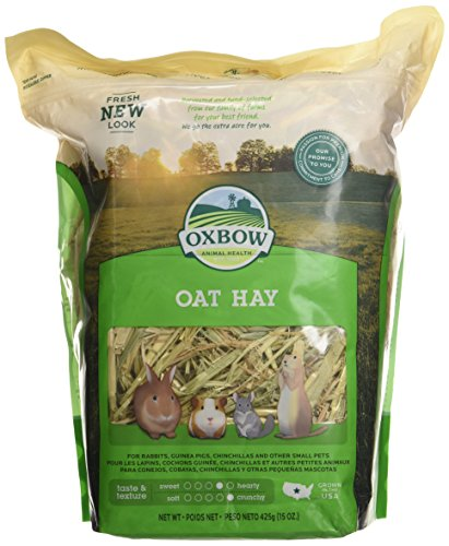 Oxbow Animal Health Oat Hay for Pets, (Oat Hay)