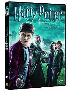 Harry Potter y el Misterio del Príncipe [DVD]