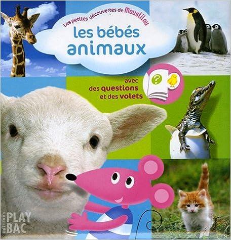Livre gratuits en ligne Les bébés animaux pdf