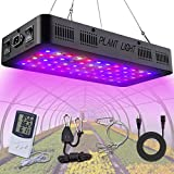 Golspark Indoor LED Grow Light, 600 Watt Full Spectrum Plant Light with Switch