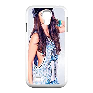 selena gomez Samsung Galaxy S4 9500 Cell Phone Case White xlb2-415615