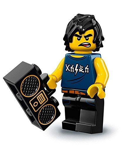 LEGO Ninjago Movie Minifigures Series 71019 - Cole