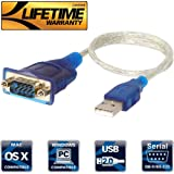 Sabrent USB 2.0 to Serial (9-Pin) D