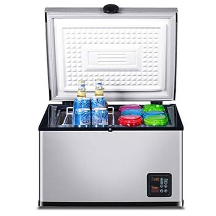 Compresor portátil Refrigerador Vehículo, Coche, Camión, RV, Barco, Mini frigorífico congelador
