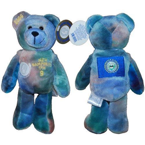 Bear Quarter Timeless State Toys - New Hampshire State Quarter Bear