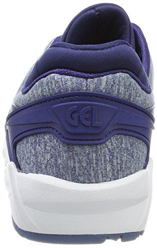 Asics Unisex-Erwachsene Gel-Kayano Trainer Evo Sneaker Blau (Pigeon Blue/navy Peony)