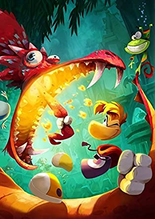 Rayman Legends Poster by Rayman Legends: Amazon.es: Videojuegos