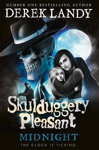 Midnight (Skulduggery Pleasant) - Malaysia Online Bookstore