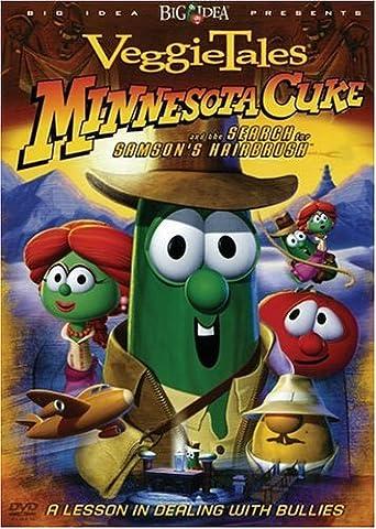 VeggieTales - Minnesota Cuke and the Search for Samson's Hairbrush (Veggie Tales Hairbrush)