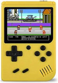 redshooeYY Consola de Juegos portátil Q3 Consola de Juegos ...