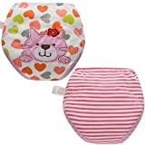 Skhls Baby Toddler 4 Layer Assortment Cotton
