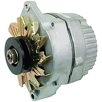 Parts Player New Alternator For 10SI Delco 1 Wire Hookup 40 AMP 24