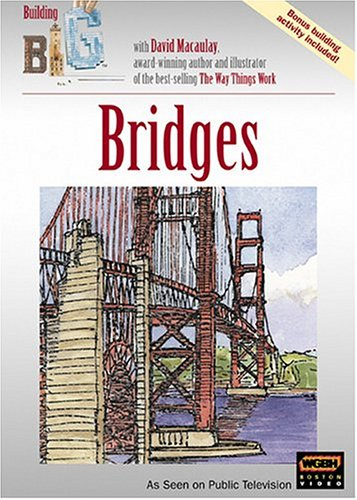 David Macaulay: Building Big Bridges Larry Klein Arnon Milchan Robert Hurwitz Robert A. Krasnow