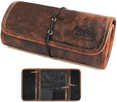 Leather Travel Organizer Electronics Passport product image