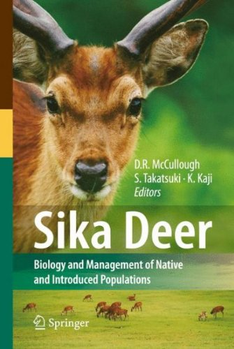 Sika Deer Biology And Management Of Native And Introduced Populations Sika Deer