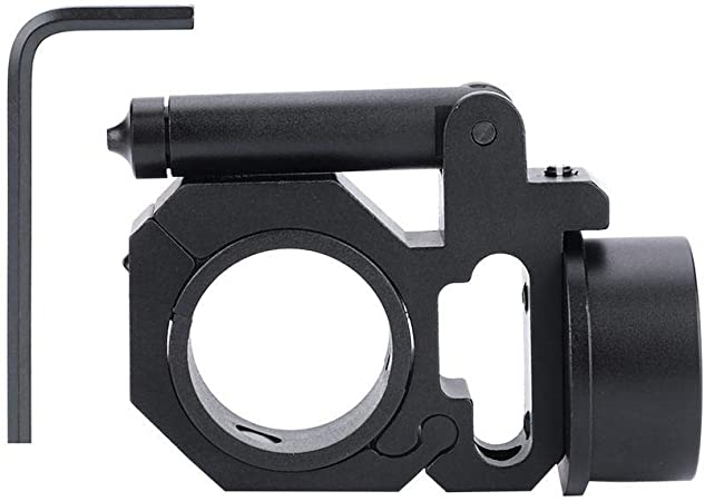 Almencla Indicatore Triplo 52mm Del Supporto Del Fodero Del Cruscotto Di Sguardo Della Fibra Del Carbonio Dellautomobile