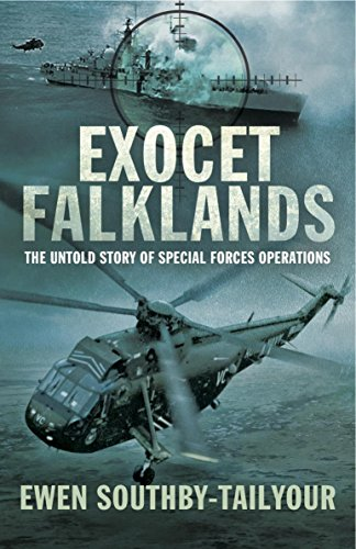Exocet Falklands: The Untold Story of Special Forces Operations (English Edition) por [Southby-Tailyour, Ewen]