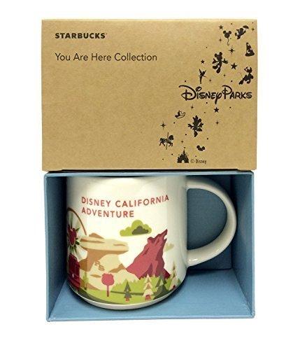 Disney California Adventure - Starbucks You Are Here Mug Disney California Adventure Edition