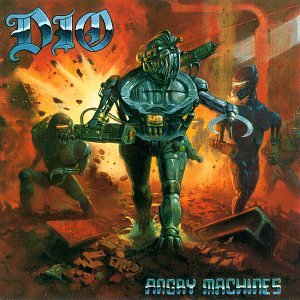 Dio, Ronnie James Dio - Angry Machines - Amazon.com Music