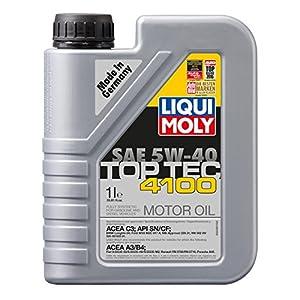 Liqui Moly 2329 5W40 Top Tec 4100 Motor Oil, 1 L