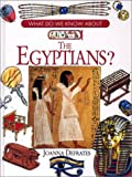 The Egyptians?, Joanna Defrates, 0872263533