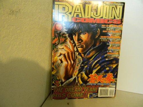 Raijin Comics: Issue 2