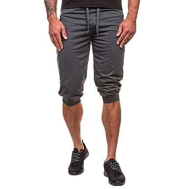 Pantalones Cortos para Cortos Verano para Hombres Pantalones ...