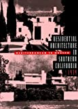 Residential Architecture in Southern California, 1939, , 0940512122
