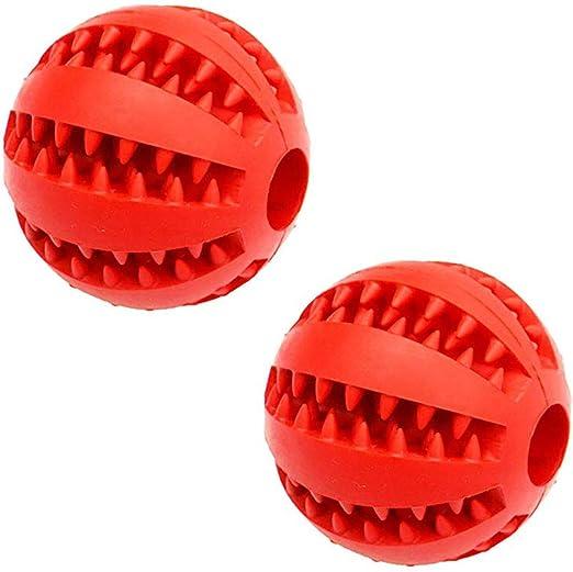 Chinashow - Juego de 2 pelotas de entrenamiento para perros ...