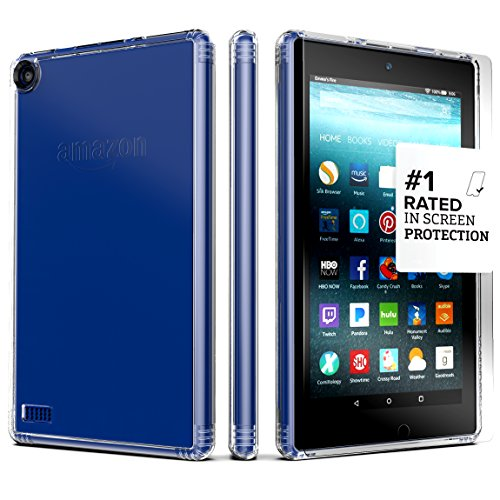 Tempered Glass Screen Protector For Amazon Kindle Fire HD7 - 2