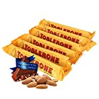 进口零食Toblerone瑞士三角牛奶巧克力50g*6条 19.9元