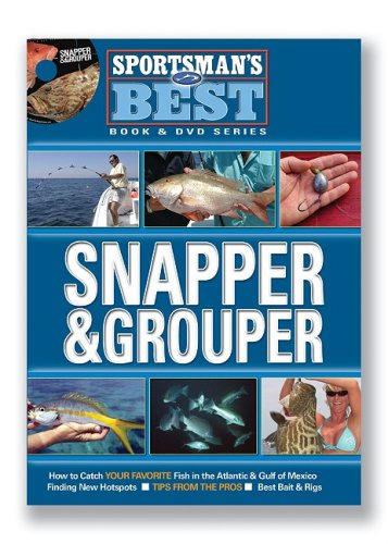 apper & Grouper Book & DVD Combo (Grouper Snapper)