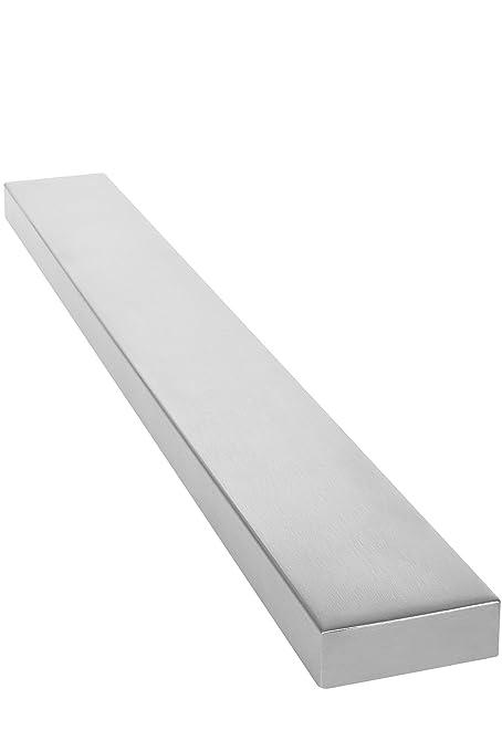 Soporte para cuchillos Chefarone – Barra magnética para cuchillos – sujeción ultra fuerte y fácil montaje – Soporte magnético para cuchillos – acero ...