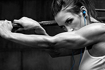 Amazon com: Sexy Girl Bodybuilding Fitness Motivational