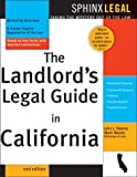 The Landlord's Legal Guide in California, 2E (Complete California Landlord's Kit)
