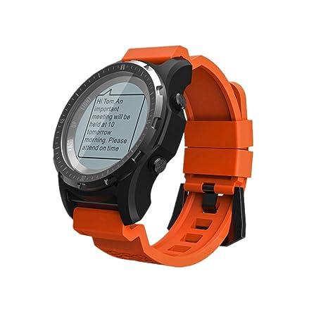FFHJHJ Reloj Inteligente GPS Smart Watch Impermeable ...