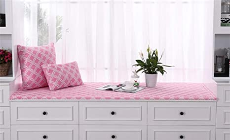 Strange Amazon Com Dmxj Thickened Window Seat Cushions Indoor Bay Machost Co Dining Chair Design Ideas Machostcouk