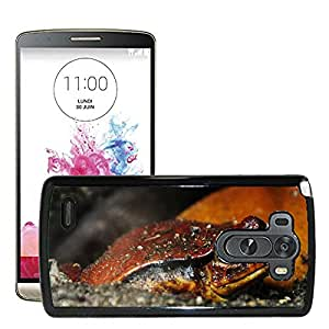 Hot Style Cell Phone PC Hard Case Cover // M00131202 Tomato Frog Frog Anuran Amphibian // LG G3 VS985