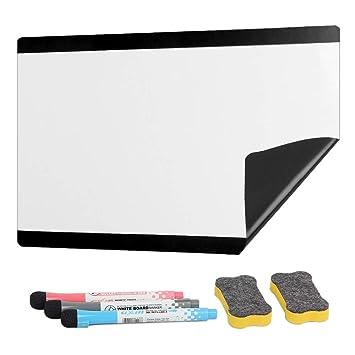 Grope - Pizarra blanca magnética de borrado en seco para ...